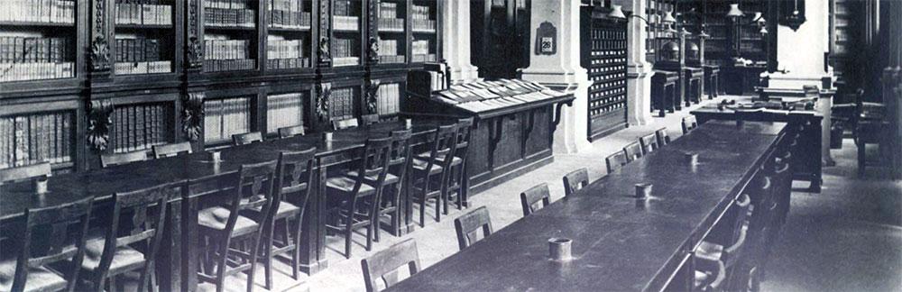 Antica sede nell'ex collegio dei Gesuiti, ora Liceo classico